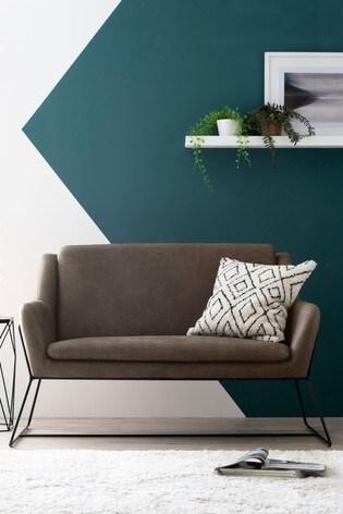 Holborn Small Sofa With Black Legs
