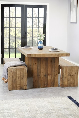 Brooklyn 6 Seater Dining Table