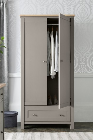Malvern Double Wardrobe