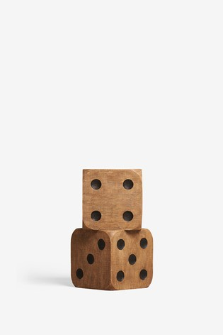 Monaco Dice Side Table