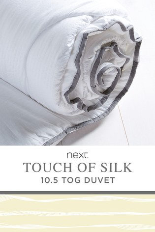 Touch Of Silk 10.5 Tog Duvet