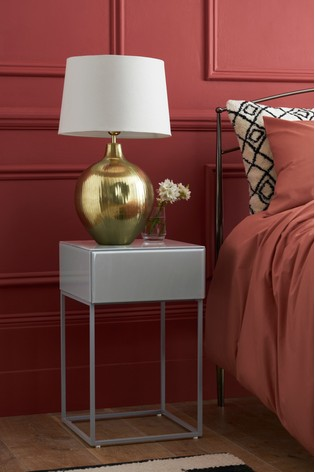 Sloane 1 Drawer Bedside Table