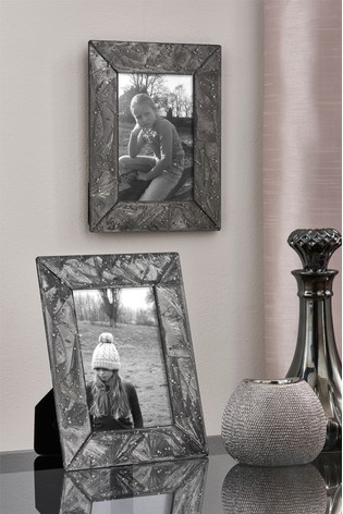 Frosted Glass Frame