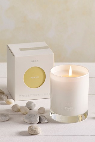Miami Collection Luxe Candle