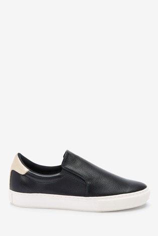 Buy Black Forever Comfort® Slip-On