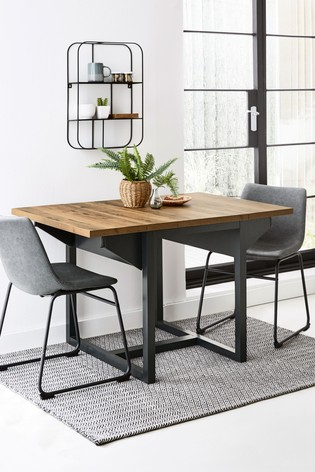 Buy Bronx 2 4 Seater Extending Dining Table From The Next Uk Online Shop