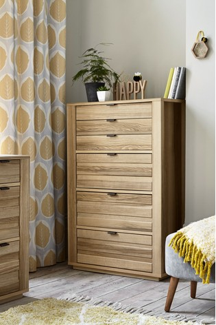 Barton 6 Drawer Tall Chest