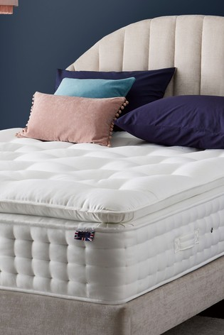 Buy The Superior Deluxe 4500 Mattress from the Next UK online shop