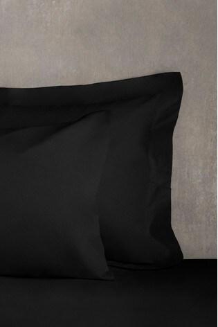 Set of 2 Cotton Rich Pillowcases