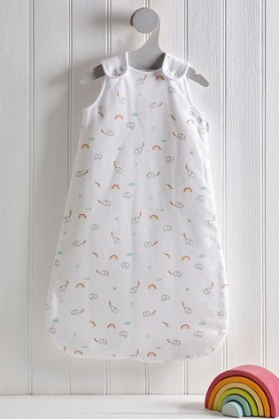 Rainbow Elephants 2.5 Tog Sleep Bag