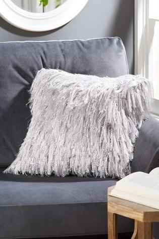 Opulent Shimmer Cushion