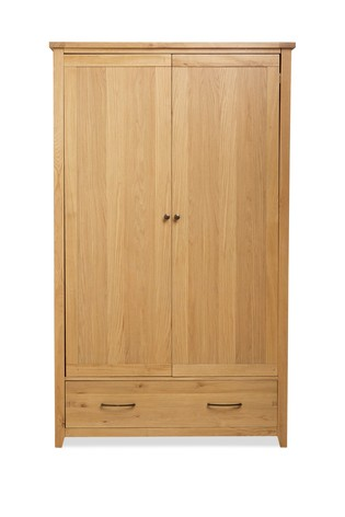 Thornley Double Wardrobe