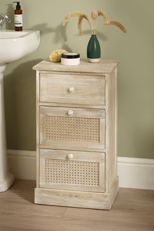 Ayda French Cane Drawers
