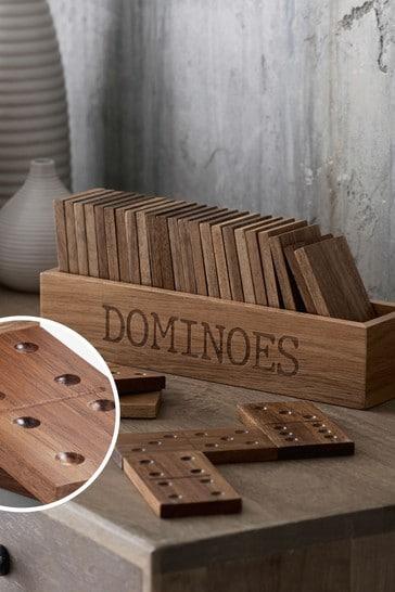Bronx Wooden Dominoes