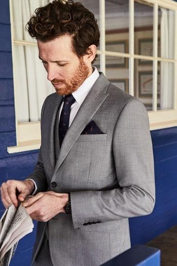 Joules Slim Fit Suit: Jacket