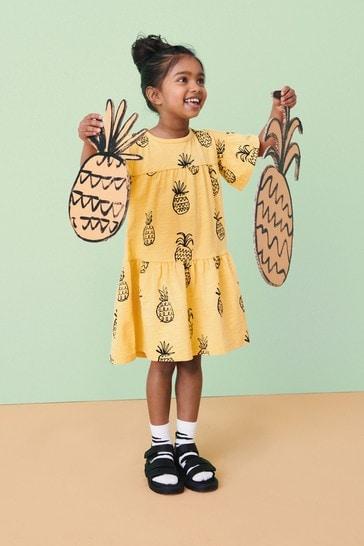 Myleene Klass Kids Ruffle Dress And Headband