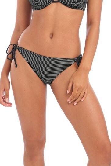 Freya Midnight Ocean Calling Tie Side Bikini Briefs