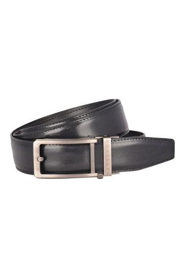 Lakeland Leather Ratchet Leather Belt