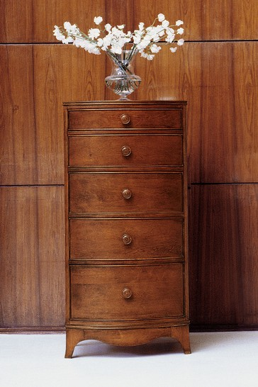Broughton 5 Drawer Tall Chest