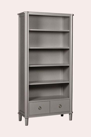 Henshaw 2 Drawer Single Bookcase
