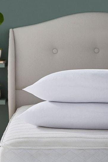 2 Pack Silentnight Anti Allergy Pillows