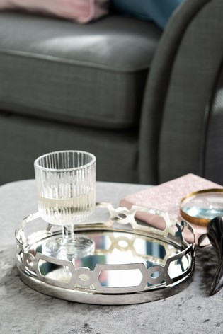 Fitzgerald Dressing Table Mirror Tray
