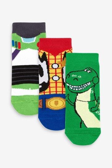 Multi 3 Pack Disney™ Toy Story Socks