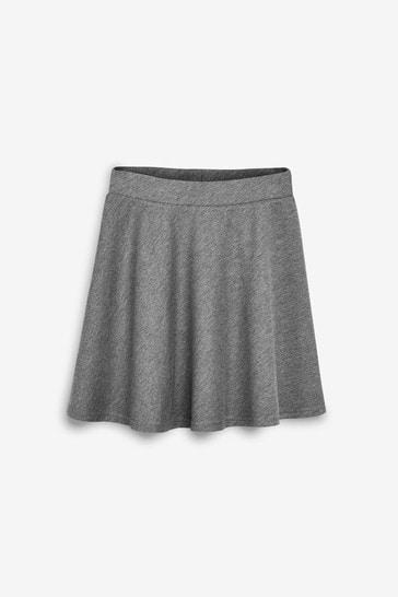 Grey Skater Skirt (3-17yrs)