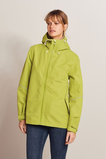 Lime Lightweight Waterproof Jacket