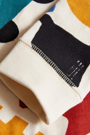 Bright Co-ord Sweatshirt And Jogger Set (0mths-2yrs)