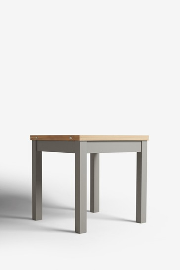 Malvern 4-6 Seater Square To Rectangle Dining Table