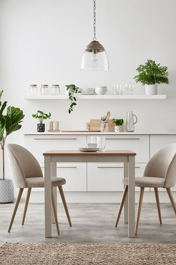 Malvern Square 4 Seater Dining Table