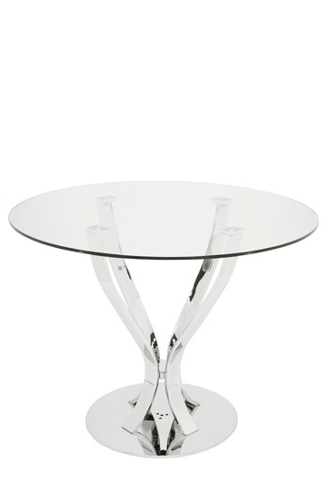 Tulip 4 Seater Round Dining Table