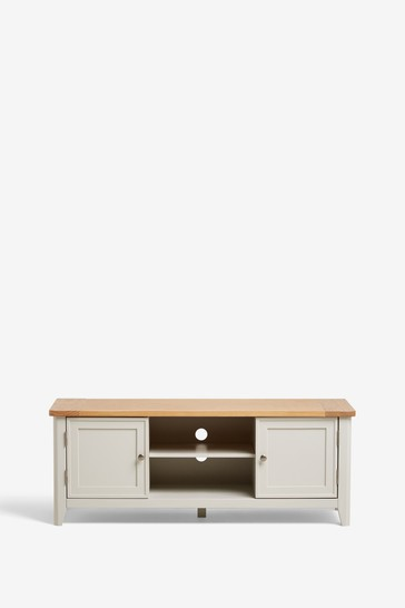 Newhaven Painted Wide TV Stand