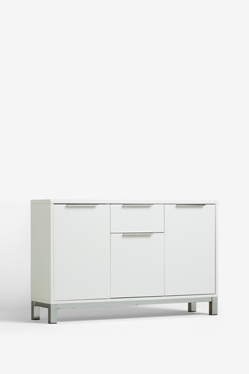 Modella Compact 3 Door Sideboard