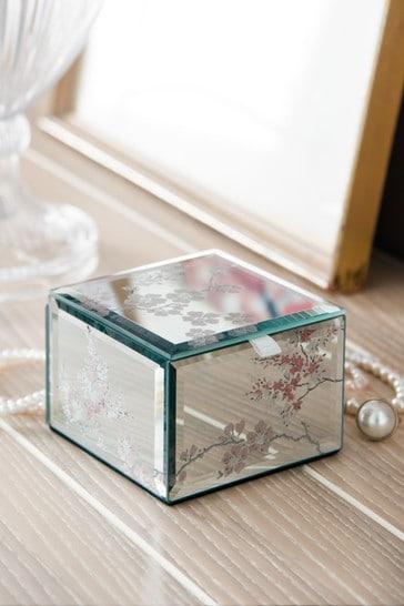 Oriental Blossom Small Jewellery Box
