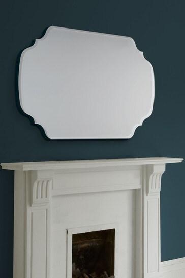 Rochelle Ornate Rectangular Mirror