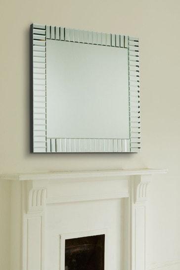 Laura Ashley Capri Large Square Mirror