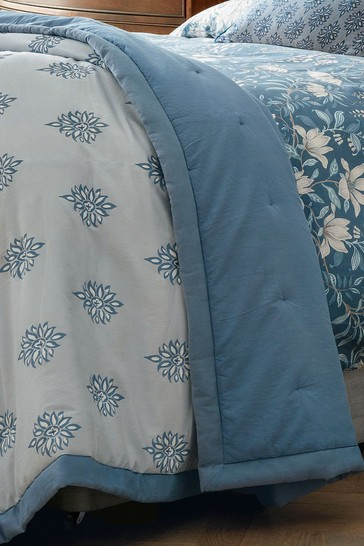 Seaspray Gower Bedspread