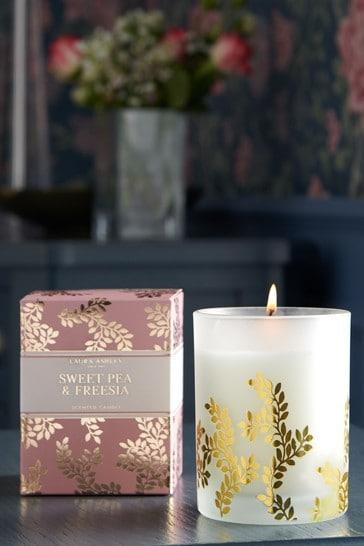 Sweetpea & Freesia Candle