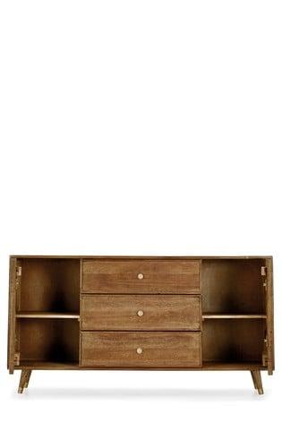Lloyd Mango Wood Large Sideboard with Drawers