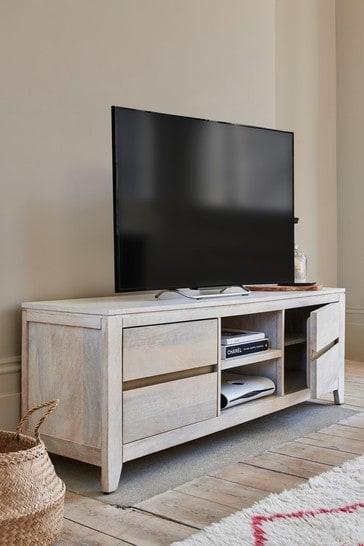 Amsterdam Light Wide TV Stand