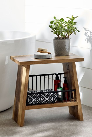 Bronx Storage Stool