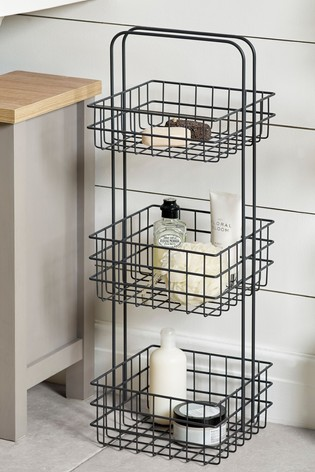 Bronx Three Tier Wire Caddy