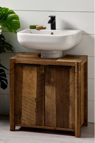 Buy Bronx Under Sink Cabinet From The Next Uk Online Shop