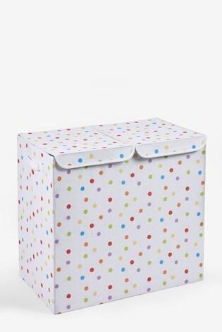 Polka Dot Sorter Storage