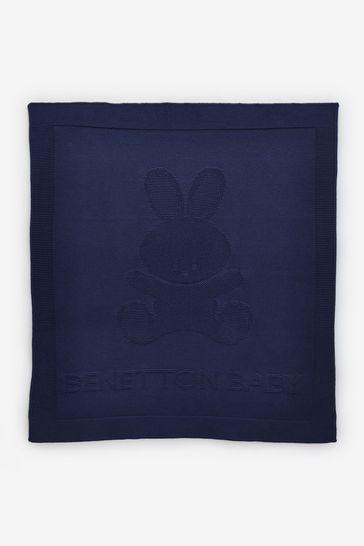 Benetton Bunny Blanket