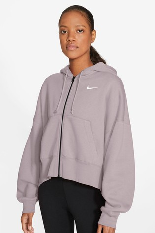 Nike Trend Fleece Zip Through Hoodie