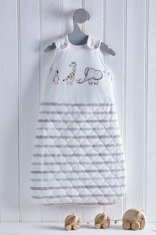 Baby Animals 2.5 Tog Sleep Bag