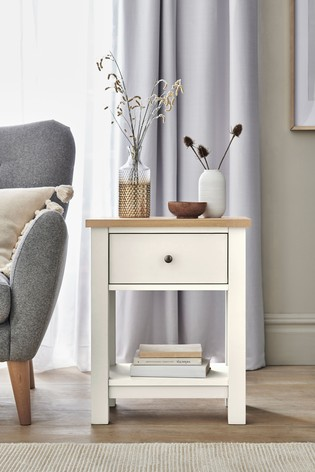 Malvern Storage Side Table